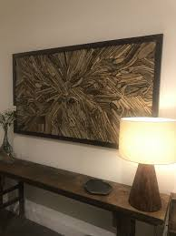 Driftwood Wall Art Mecox Gardens Inside Most Recently Released For Sale