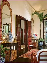 British Colonial Style Incorporates Traditional Themes Mixed With A Little Tropical And Punch Of Exotic