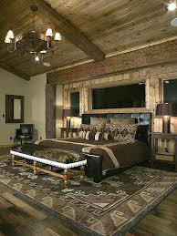 Luxury Country Style Master Bedroom Deas Home Decor Rustic Decorating Dea Nterior Design