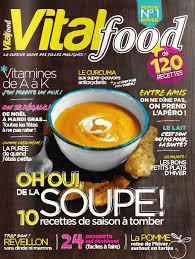 recette de cuisine saine nouveau magazine de cuisine pour les filles vital food