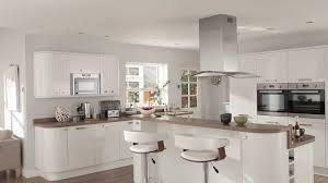 modele de cuisine blanche modeles cuisines blanches meuble cuisine design contemporain cbel
