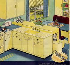 Classic Colors For A 1940s Kitchen Ming Green Ivoire De Medici