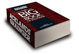 Thank You For Ordering The Acklands Grainger Big Book Of Solutions Will Receive An Email Confirmation Shortly