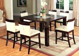 Bar Style Dining Table Pub Room Set Medium Images Of 5 Piece High Top Plans