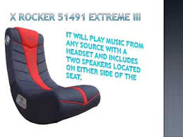 Extreme Sound Rocker Gaming Chair by X Rocker 51491 Extreme Iii 2 0 Gaming Rocker Chair Youtube