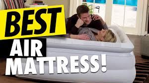 Serta Raised Air Bed by Best Air Mattress October 2017 Top Picks