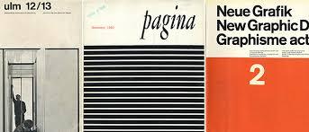Display Writings on Modern Graphic Design History