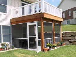Patio And Deck Combo Ideas by Deck And Patio Combo Our Work Pinterest Decking Patios And