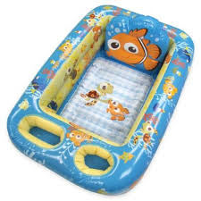 inflatable bath tub from buy buy baby