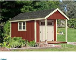 shed plans etsy