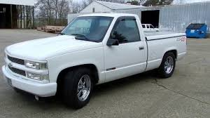 100 Chevy 454 Ss Truck 1993 Chevrolet SS Pickup For Sale Online Auction YouTube