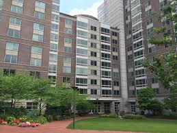 100 West Village Residences Student Housing Boston University