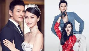 Angelababy And Huang Xiaoming Are Asias Top Paid Celebrity Couple