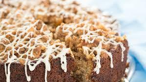 Banana Nut Crumb Cake Recipe