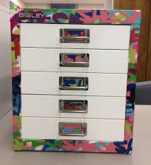 Bisley Filing Cabinet 2 Drawer by Shesh Customised Multidrawer Using Spray Paint To Create A