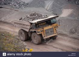 100 Earth Mover Truck Large Earth Mover Truck In Quarry Stock Photo 30501647 Alamy