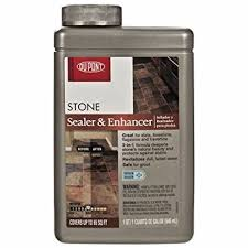 dupont stonecare stone sealer enhancer quart amazon com
