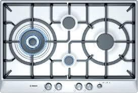 plaque cuisine gaz plaque cuisine gaz bosch table cuisson gaz 75cm pci815m91e pci 815 m