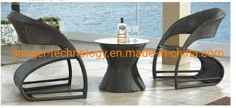 [Hot Item] 3PCS Outdoor Wicker Patio Set, Rattan Bistro Set With Table  Cushioned Chairs, Patio Convention Set Dining Table Set For Garden Yard  Porch, ... Americana Wicker Bistro Table And Chairs Set Plowhearth Royalcraft Cannes Brown Rattan 3pc 2 Seater Cube Breakfast Ceylon Outdoor 3piece By Christopher Knight Home Hampton Bay Aria 3piece Balcony Patio Sirio Valentine Swivel Ellie 3 Piece Folding Fniture W Round In Dark Outdoor Cast Alinium Rattan Ding Sets Georgina With Cushions Wilko Effect
