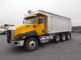 100 Cat Trucks For Sale USED 2013 CAT CT660 TRIAXLE ALUMINUM DUMP TRUCK FOR SALE FOR SALE