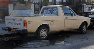 File:1981 Volkswagen Rabbit Pickup Diesel LX, RR.jpg - Wikimedia Commons
