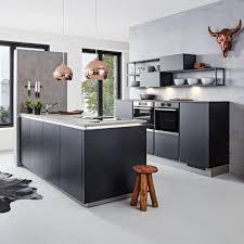 einbauküche nolte feel schwarz