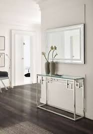 details zu dupen design wandspiegel glas holz spiegel wohnzimmerspiegel schlafzimmerspiegel