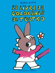 Coloriage âne Trotro L âne Trotro Sirop De Citrouille Inspirant