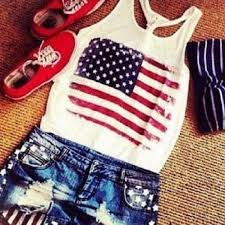 Fashion Summer Outfit American Logo Cute Girl Style Vintage Design Love Classy Trendy Glamour