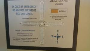 floorplan picture of mgm grand hotel and casino las vegas