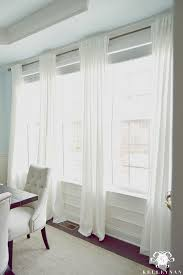 Gold And White Window Curtains by Gorgeous White Window Curtains And Marble Pink Rose Gold Marble