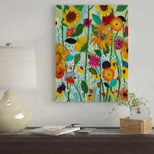 Beautifall Sunflower House Flag DiscountDecorativeFlagscom