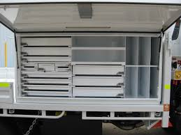 100 Service Truck Tool Drawers Boxes Hardware MACS Engineering