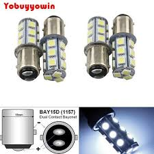 aliexpress buy 1157 cool white 12v led replacement bulb for