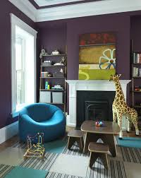 Deep Purple Bedrooms by Blue And Purple Interior Designs Interiorholic Com