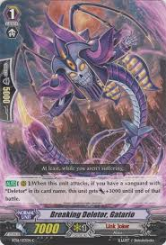 Vanguard Trial Deck 1 by Movie Trial Deck 1 Malefic Deletor At Trade Cards Online