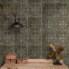 Home Depot Merola Lantern Ceramic Tile by Merola Tile Saja Nero Ceramic Floor And Wall Tile 3 In X 4 In