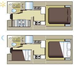 10ft Truck Camper - 3 Berth Vehicle Information
