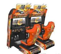 New Arrival 2015 Racing Game Coin Operated Games Arcade Machine Store Drive Fun