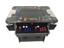 Mortal Kombat Arcade Cabinet Plans by 1505 In 1 Cocktail Arcade Machine Arcade Rewind