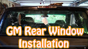 DIY GMC Chevy Truck Back Glass Installation - How To Replace A ... Amazoncom Drivers Rear Power Window Lift Regulator Motor Ford F1 Windshield Replacement Hot Rod Network Repair Glass Shop In Richmond Va Ace F150 Back Abbey Rowe How To Vent Restoration 196772 Chevy Pickup Youtube New Wood Hauler Truck Bed Full Of Broken Window Hearth Truck Slider Tailgate Door And Quarter Gmc Prices Local Auto Quotes Diy Installation Replace A C2 Convertible Rubber Seal Cvetteforum Chevrolet My 2005 Mazda 3 Front Passenger Motor Receives Signal Go