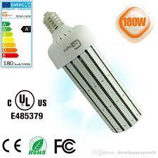 energy efficient 180w high bay led mogul base e39 bulb 750w mh hid