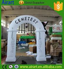 Halloween Inflatable Archway Tunnel by Inflatable Halloween Ghost Archway Yantai Airart Inflatable Co Ltd