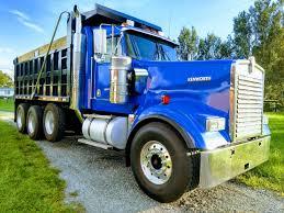 100 Kenworth Dump Truck For Sale 2005 KENWORTH W900