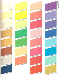 Example Of Print Computer Color Differences To Always Keep Note Me Beautiful Spring Swatches