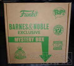 Collecting Toyz Barnes & Noble Exclusive Funko Mystery Box
