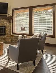 Custom Window Blinds Wood & Faux Wood