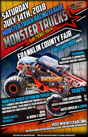 MTRL Monster Truck Thrill Show | Franklin County Agricultural Society