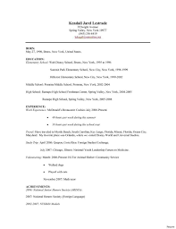 Rhhistorykygovenorscom Restaurant Resume Objective Examples For Kitchen Manager Description Download Now Sample Chef In