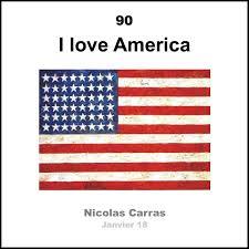 Nicolas Carras I Love America 05 Sound Art Art Sonore